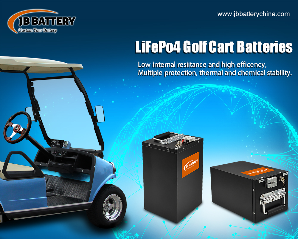 Fabricante de la batería del carro de golf LifePO4 de China (31)